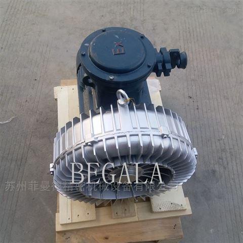 7.5kw高压防爆风机