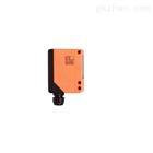 操作易福门IFM对射式传感器接收装置
