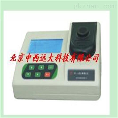 多参数重金属测定仪(8参数) 现货