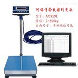 AO919RJ45網口傳輸功能連網電子秤電腦發送數據