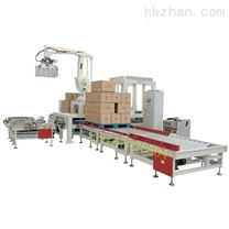 机器人自动码垛机自动化生产线