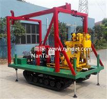 履带钻机(推荐)(塔泵机一体XY系列、GXY系列-02-B-SST型,全液压伸缩式钻塔,30-300米履带钻机)