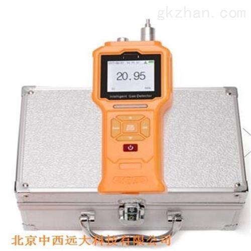 便携式氢气检漏仪(中西器材) 现货
