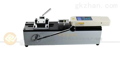 线束接线端子的拉脱力端子拉力试验机卡车线束拉力测量