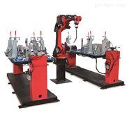 门框焊接机器人工作站