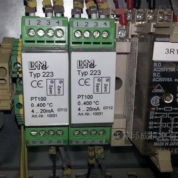 優勢供應PR ELECTRONICS溫度變送器4114