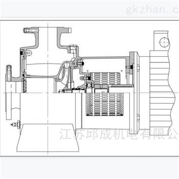 原装进口DESMI水泵S80-70-220/A09