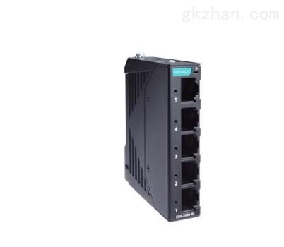 EDS-2005-EL 系列 5 端口入门级非网管型工业以太网交换机