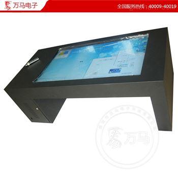 触摸桌子 纳米触摸桌 智能欧式风格实木触