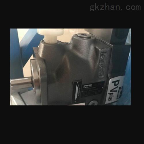 派克PARKER轴向小排量柱塞泵优点