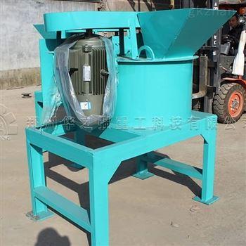 华之强有机肥设备链式粉碎机生产线