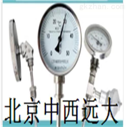 双金属温度计(中西器材)现货