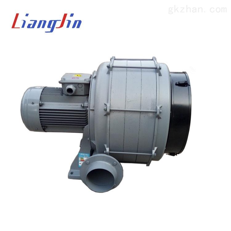中国台湾原装中压多段式鼓风机HTB