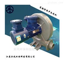 FX-1/4透浦式防爆鼓风机