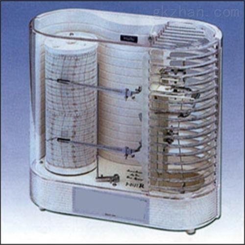 自记式温湿度计 仪表