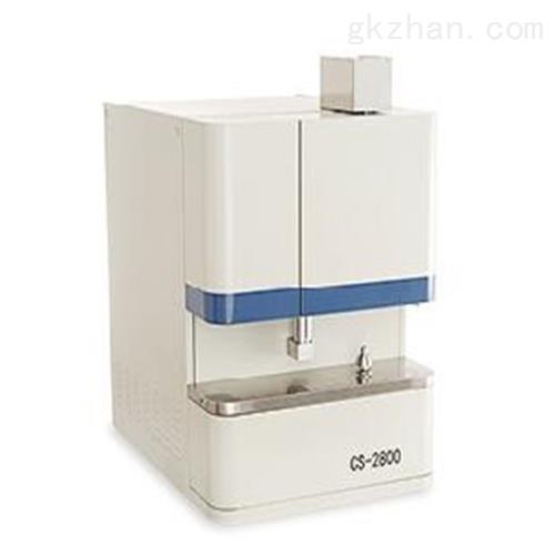 碳硫分析仪(中西器材)仪表