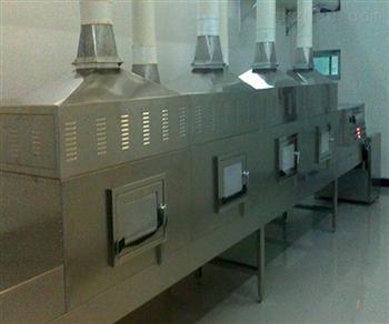黃粉蟲微波干燥設備廠家 微波黃粉蟲干燥
