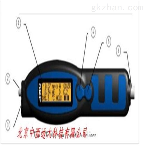 便携式状态检测仪 仪表