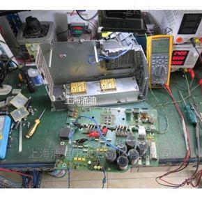西门子双轴伺服驱动器一路无输出维修