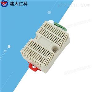 RS-WS-N01-8建大仁科 扁卡轨温湿度变送器