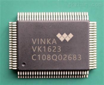 LCD液晶驱动显示芯片原厂VK1056B