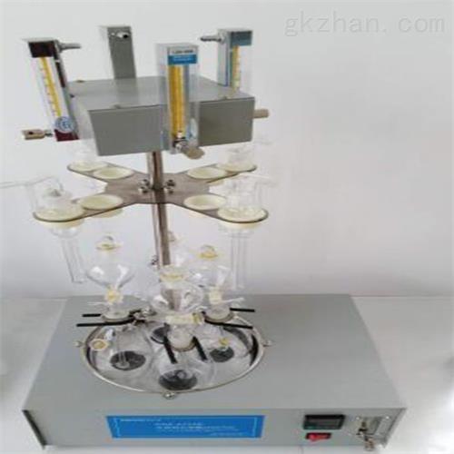 水质硫化物酸化吹气仪 仪表