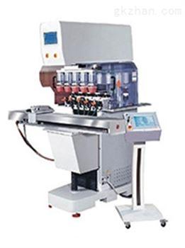 PDS5H五色穿梭胶头独立上下移印机