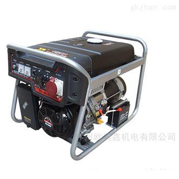 卡濱重工8KW雙電壓三單相同時用汽油發電機