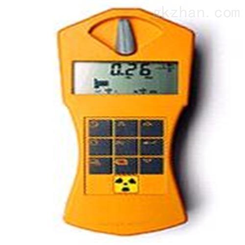 多功能辐射检测仪 仪表