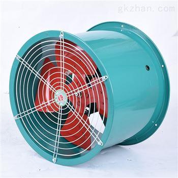 低噪聲工業排風軸流風機