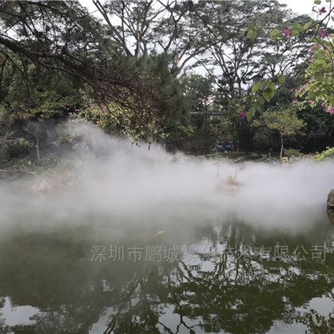 景区人造冷雾设备