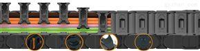 E4Q/R4Q系列的拖链