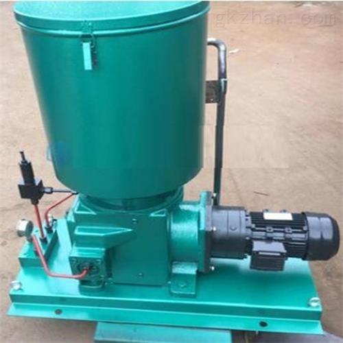 多点电动干油泵 仪表