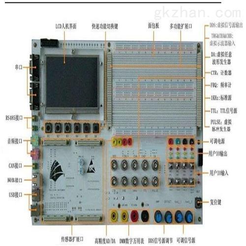 虚拟仪器教学实验系统 仪表