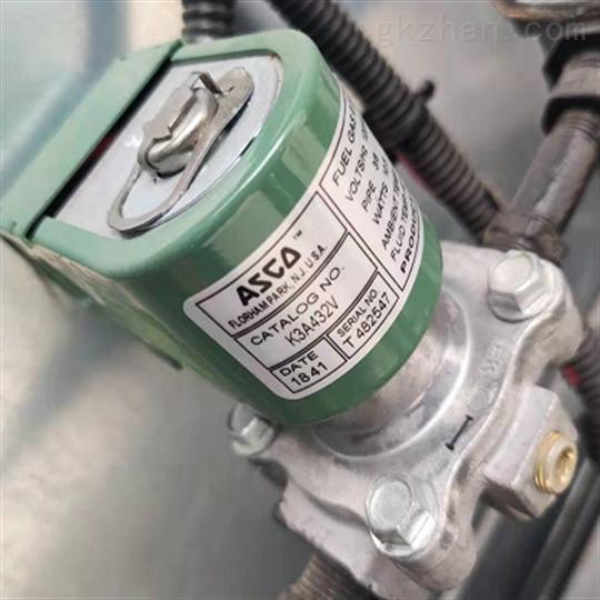 特点分析ASCO电磁阀工作原理