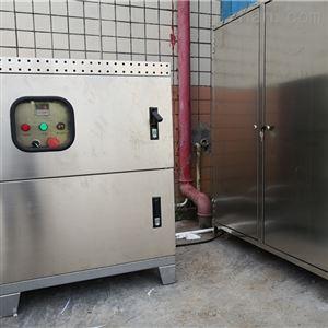 PC-300PJ工厂喷雾降温工程设计