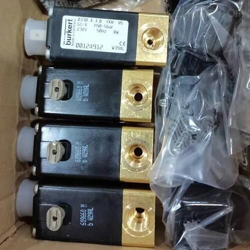 配套销售:BURKERT的电动截止调节阀