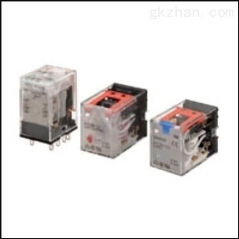 OMRON功率继电器正确型号选择