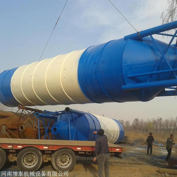 水泥储存罐厂家 立式水泥搅拌罐 货源供应商