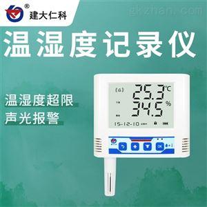 RS-WS-ETH-6建大仁科 温湿度记录仪 在线式温度监测