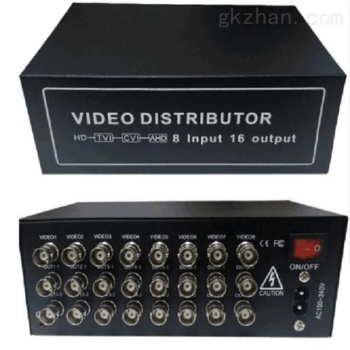 视频分配器 仪表