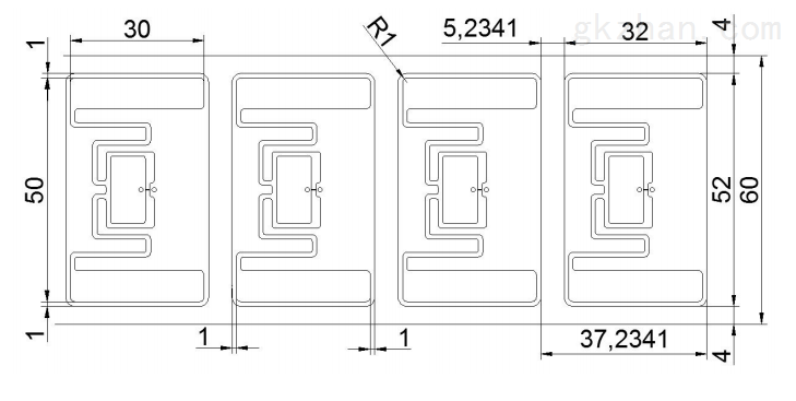 RFID打印机 超高频读写器 RFID厂家批发 工业盘点机