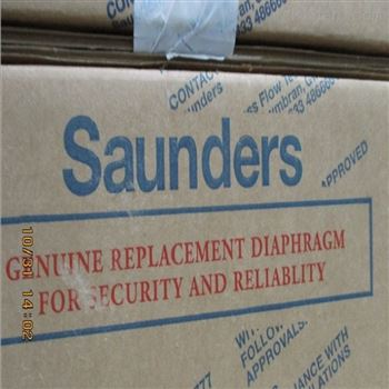 Saunders隔膜阀,隔膜片