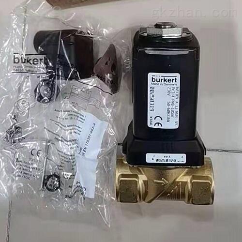 详细介绍6213系列,BURKERT电磁阀