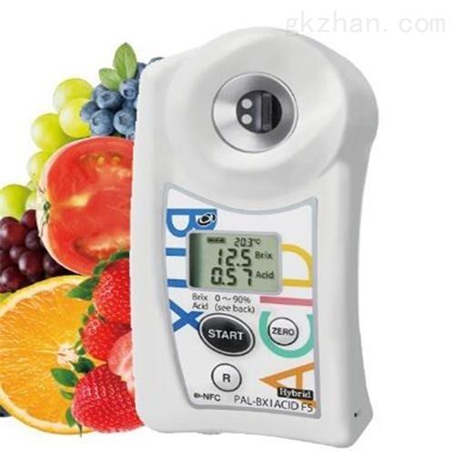 多种水果酸度计 仪表