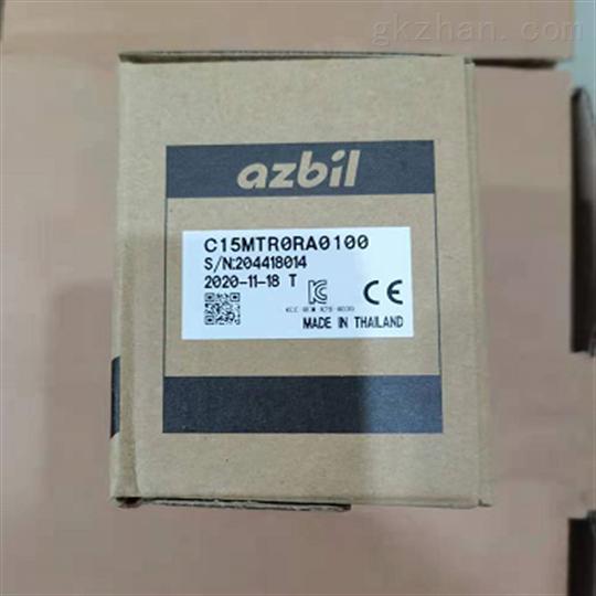 日本AZBIL山武F64-400-3020智能式变送器