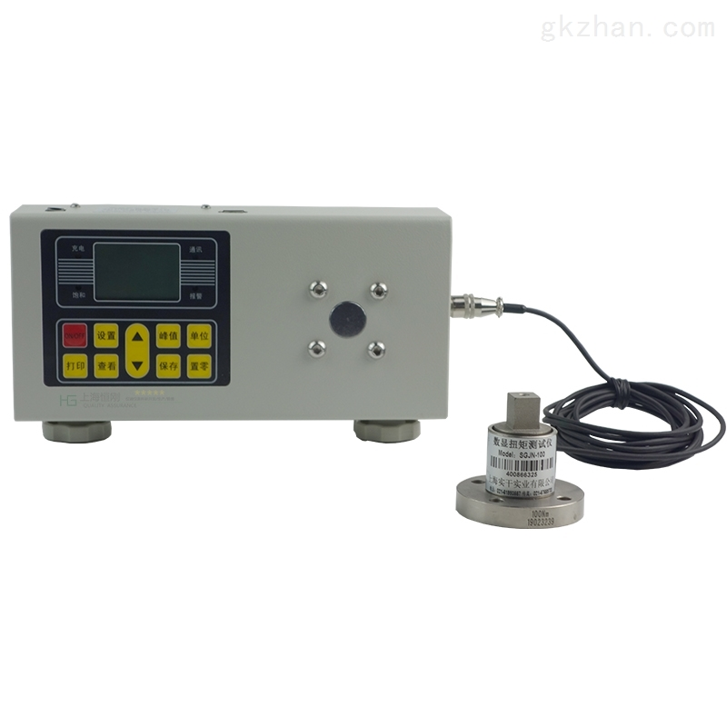 數字式液壓扳手扭矩檢測儀圖片