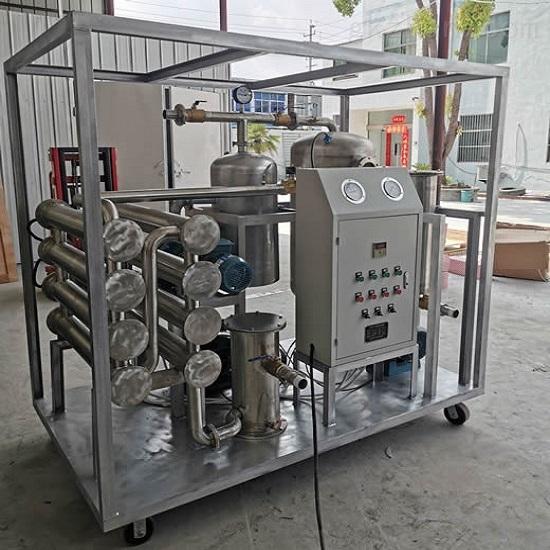 抗燃油不锈钢滤油机