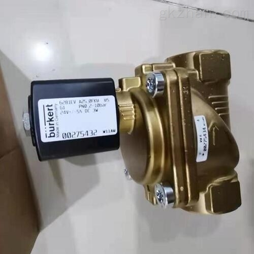 原装BURKERT二位二通隔膜阀技术特性