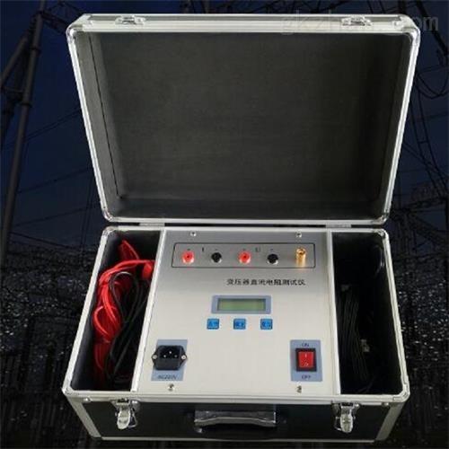 变压器直流电阻测试仪(中西器材)仪表